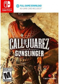 Call of Juarez Gunslinger (Code Téléchargeable) / Switch