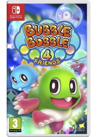 Bubble Bobble 4 Friends/Switch
