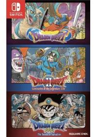 Dragon Quest 1 + 2 + 3 Collection (Version Asiatique Multilingue) / Switch