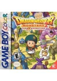 Dragon Warrior Monsters II Tara's Adventure/Game Boy Color