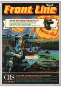 Front Line/Colecovision