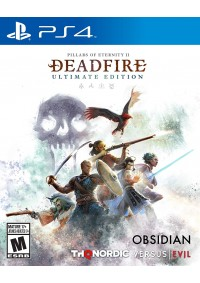 Pillars of Eternity II (2) DEADFIRE Ultimate Edition/PS4