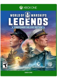 World of Warships: Legends - Firepower Deluxe Edition/Xbox One