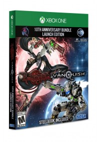 Bayonetta And Vanquish 10th Anniversary Bundle/Xbox One