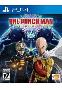 ONE-PUNCH MAN A Hero Nobody Knows/PS4