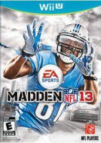 Madden NFL 13/Wii U