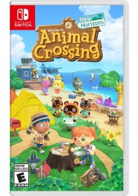 Animal Crossing New Horizons/Switch