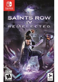 Saints Row IV Re-Elected/Switch