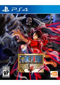 One Piece Pirate Warriors 4/PS4