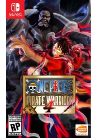 One Piece Pirate Warriors 4/Switch