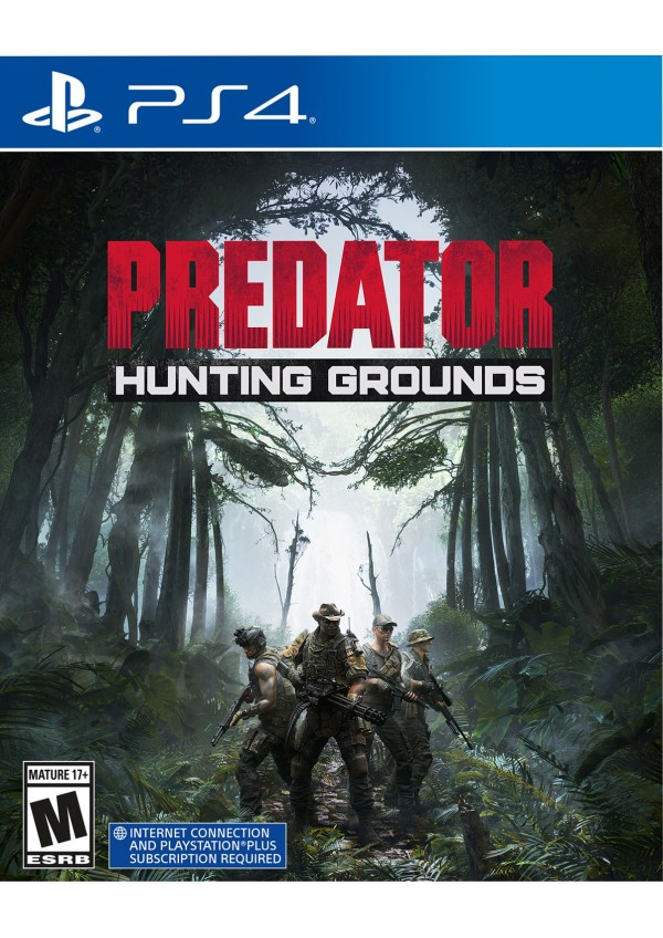 Predator Hunting Grounds/PS4
