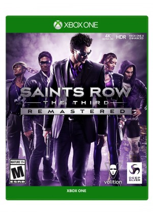 Saints Row The Third Remastered/Xbox One