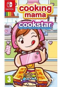 Cooking Mama Cookstar (Version Européenne Multilingue) /Switch