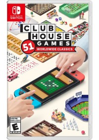 Clubhouse Games  51 Worldwide Classics/Switch