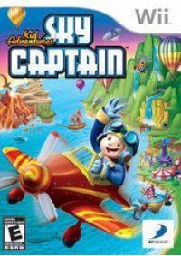 Kid Adventures Sky Captain/Wii