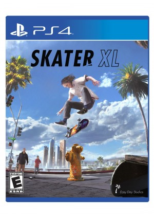 Skater XL/PS4