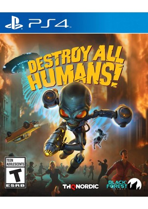 Destroy All Humans/PS4