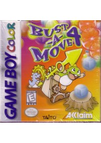 Bust-A-Move 4/Game Boy Color