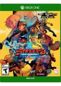 Streets Of Rage 4/Xbox One
