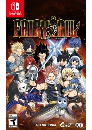 Fairy Tail/Switch