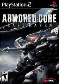 Armored Core Last Raven/PS2