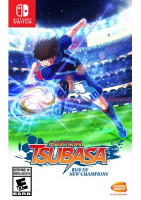 Captain Tsubasa Rise of New Champions/Switch