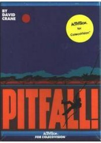 Pitfall/Colecovision