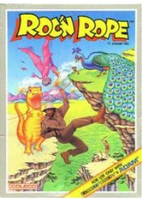 Roc N Rope/Colecovision