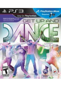 Get Up And Dance/ PS3