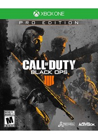Call of Duty Black Ops IIII Pro Edition/Xbox One