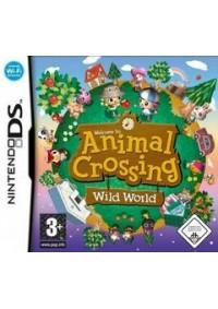 Animal Crossing Wild World (Version Européenne) / DS