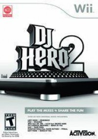 DJ Hero 2 (Jeu Seulement) / Wii