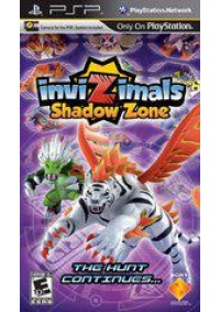 Invizimals Shadow Zone SANS Caméra (Caméra Requise) / PSP