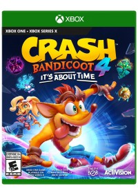 Crash Bandicoot 4: It's About Time/Xbox One