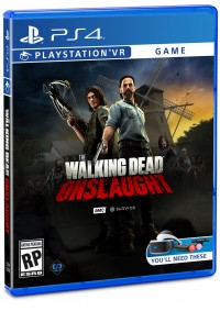 The Walking Dead Onslaught/PSVR