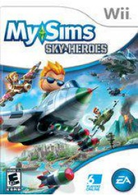 My Sims Sky Heroes/Wii