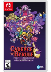Cadence of Hyrule Crypt of the NecroDancer Featuring The Legend of Zelda/Switch