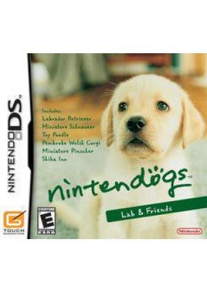 Nintendogs Labrador Et Ses Amis/DS