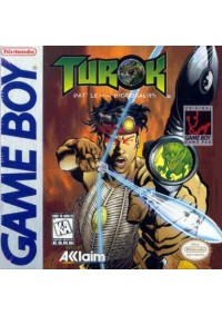 Turok Battle Of The Bionosaurs/Game Boy