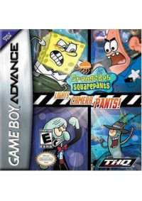 SpongeBob SquarePants Lights, Camera, Pants!/GBA