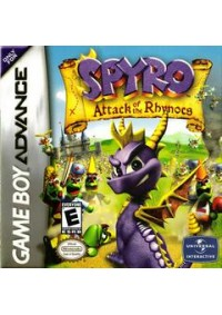 Spyro Attack Of The Rhynocs/GBA