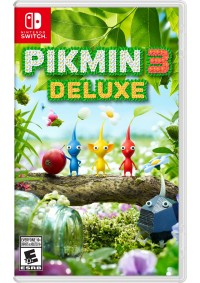Pikmin 3 Deluxe/Switch