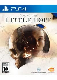 The Dark Pictures Little Hope/PS4