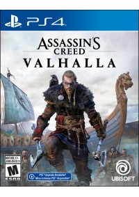 Assassin's Creed Valhalla/PS4
