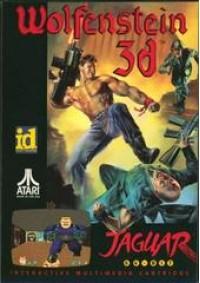 Wolfenstein 3D/Atari Jaguar