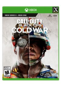 Call Of Duty Black Ops Cold War/Xbox Series X