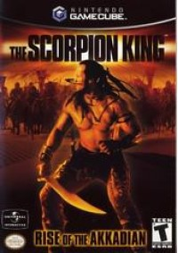 The Scorpion King/Game Cube