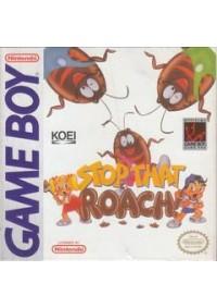 Stop That Roach/Game Boy