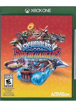 Skylanders Superchargers (Jeu Seulement) / Xbox One