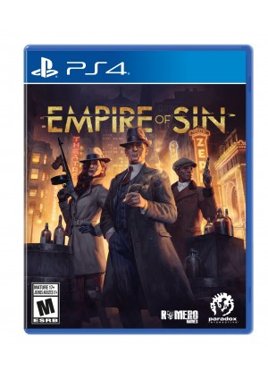 Empire Of Sin/PS4